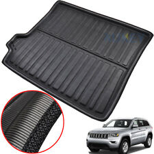 Cargo Mat Rear Trunk Boot Liner Floor Tray For Jeep Grand Cherokee WK2 2011-2018