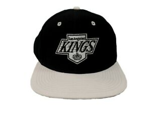 Los Angeles Kings NHL Late 80's Logo Adjustable Hat