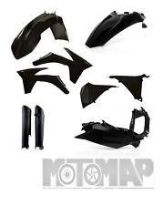 KIT PLASTICHE ACERBIS FULL KTM EXC EXC F 2012 2013 NERO