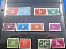 EUROPA/CEPT - 1963 - COMPLETE FROM 19 COUNTRIES - MNH        (kbe4)