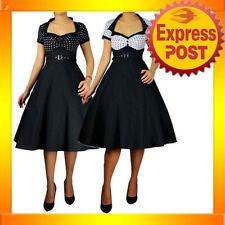 Polka Dot Dresses Midi