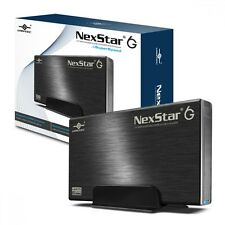 "Vantec NexStar 6G 3.5"" SATA III 6 Gb/s to eSATA & USB 3.0 External HDD Enclosure"