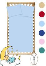 Kinderbettwäsche 40x60 cm + 100x135 cm Bettbezug Babybettwäsche