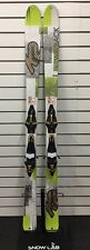 K2 Wayback 88 2016 Ex-Demo Skis 174cm & Marker Kingpin 10 Bindings