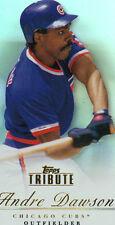 "2012  ""TOPPS""    TRIBUTE   #15  ANDRE DAWSON"