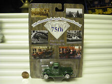 ERTL 2002 75th APPLE BLOSSOM FEST GREEN 1935 FORD PICKUP TRUCK MINT BUBBLE PACK*
