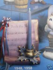 Kimple Mold Christmas Candle Holder