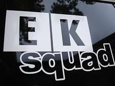 EK Squad Sticker Decal Civic EK2 EK3 EK4 EK9