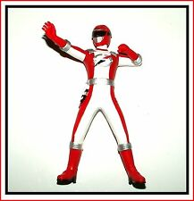 Power Rangers Sentai Hero Vinyl Figure _ Operation Overdrive Red Ranger