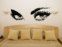Sexy Eyes Living Room Bedroom Dining Decal Wall Art Sticker Picture Poster Decor