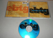 CD the best of everything but the girl ebtg 1996 15.Tracks Missing Love is Stran
