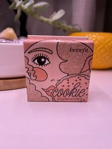 Benefit Cosmetics COOKIE Highlighter ~ FULL SIZE ~ 0.28 oz ~ NEW Free Shipping