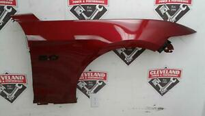 2015-2017 Ford Mustang GT 5.0L OEM RH Right Passenger Front Fender Ruby Red