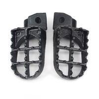 Footpegs FootRest Rest Pedal For Yamaha YZ80 YZ125 WR200 WR250 Honda XR350 XR450