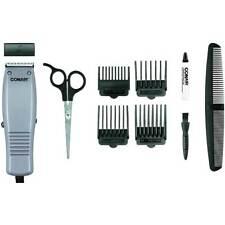 CONAIR HC90RGB 10-Piece Basic Haircut Barber Hair Style Set Brand New