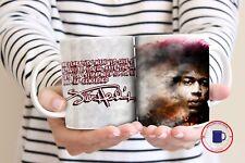 Jimmi Hendrix coffee ,mug cup gift, birthday anniversary , Ideal Present#5
