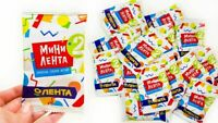 Little Shop Russia 2   5x Blind Bags Great addition to Coles Little Shop 2!