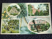 1911 Glimpses City Park in Tampa, FL Florida PC