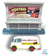 Classic Metal Works HO Scale 50's Metro Hostess Cup Cakes w/BB 40005  BTTG