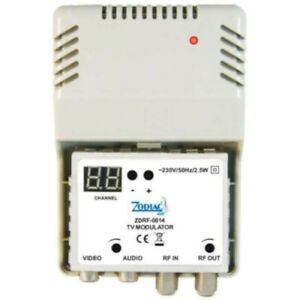 MODULATORE RF VHF/ UHF