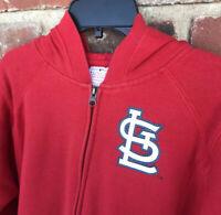 New Boy/'s Full Zip Helmet Hoodie Louisville Cardinals NWT NCAA Red