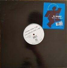 "D-Shake - My Heart The Beat - Vinyl 12"" Maxi 45T"