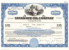 Standard Oil Company  1978  10000$ Bond