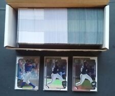2015 BOWMAN COMPLETE SET - W/CHROME - 450 CARDS