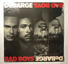 DeBARGE Bad Boys LP Striped Horse SHL2004 US 1987 M SEALED 8B