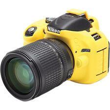 easyCover Nikon D5200 Silicone Camera Case YELLOW EA-ECND5200Y FREE US SHIPPING