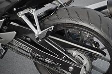 2013 13 HONDA CB500F CB500X CBR500R CBR 500R ABS BLACK REAR TIRE HUGGER