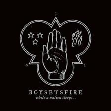 While A Nation Sleeps (Gold) von Boysetsfire (2015)
