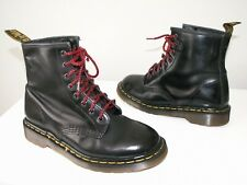 Dr. Martens 1460 smooth leather boots made in England 8-eye UK 6 EU 39 (doc3)