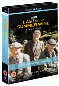 Last of the Summer Wine: the Complete Series 15 & 16 [DVD] [2009]