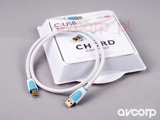 Original Chord C-USB - digital audio USB A-B type interconnect - 1.5m
