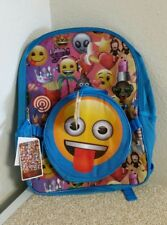 Laugh emoji backpack