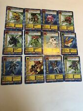 Digimon Card 34 Card Lot