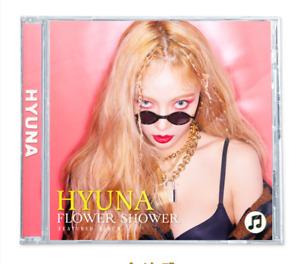 HyunA  CD  2019