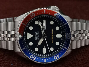 PRE-OWNED SEIKO SCUBA DIVER 7S26-0020 SKX009K2 AUTOMATIC MEN'S WATCH SN 1D3271