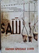 C62 Coffret de 2 DVD HORREUR SAW III