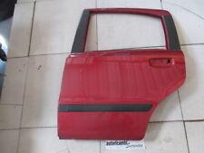 46826583 PORTA POSTERIORE SINISTRA FIAT PANDA 1.2 B 5M 5P 44KW (2005) RICAMBIO U