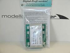 Littfinski LDT 110413 - 4fach Weichen-Decoder DCC für LGB, PIKO G, KATO  Neuware