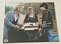 BAM BOX ROBIN WILLIAMS JUMANJI 8x10 HAND SIGNED BY BRADLEY PIERCE WITH C.O.A