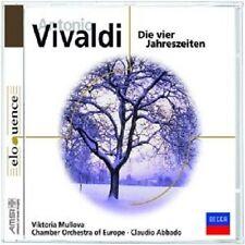 MULLOVA/ABBADO/CHOOE - DIE VIER JAHRESZEITEN  CD NEU