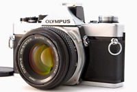 [Near Mint] OLYMPUS OM-2 SLR Camera w/ Zuiko MC Auto-S 50mm F1.8 Lens from JAPAN