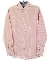 Eton Hombre Camisa Formal Contemporánea Fit Talla 40 15 3/4 EZ273