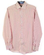 Eton Hombre Camisa Vestir Ajuste Contemporáneo Talla 40 15 3/4 EZ273