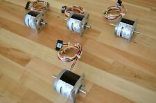New Kollmorgen Pac-Sci H21NSFA Nema23 Dual-Shaft Stepper Stepping Motor -CNC DIY