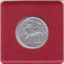 10 centimos españa 1953 Ritter Knight Spain prima conservación