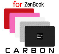 Textured Carbon Fiber Skin ASUS ZenBook UX430 UX530 UX430UA Protection Sticker